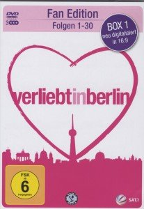 Verliebt in Berlin - Folge 1-30 - FAN Edition Box 1