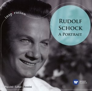 Rudolf Schock-A Portrait (Inspiration)