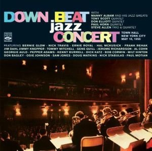 Down Beat Jazz Concert-Town Hall,NYC,May16,1958