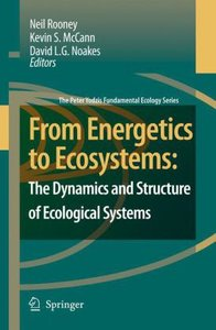 From Energetics to Ecosystems
