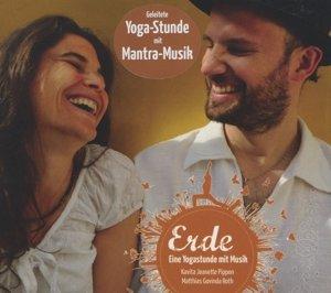 Erde-Yogastunde mit Musik