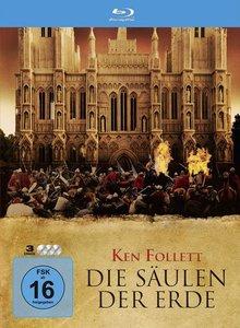 Die Säulen der Erde SE/BD (3 Discs)