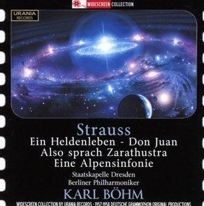Böhm dirigiert Strauss