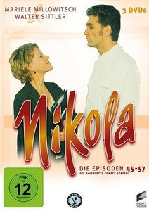 Nikola - Box 5 - Episoden 45-57