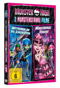 Monster High-2 monsterstarke Filme