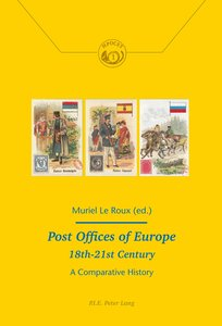 Post Offices of Europe. 18th-21st Century