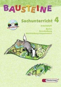Bausteine Sachunterricht 4. Arbeitsheft mit CD-ROM. Berlin, Bran