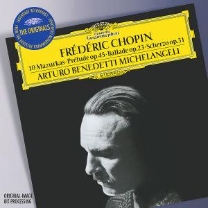 10 Mazurken/Prelude/Ballade/Scherzo