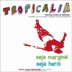 Tropicalia-Revolution In Brazil:Music & Culture...