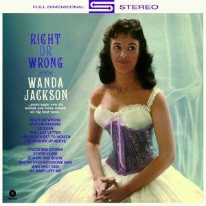 Right Or Wrong+4 Bonus Tracks (Ltd.Edt 180g