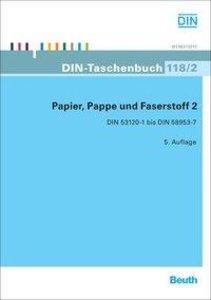 Papier, Pappe und Faserstoff 2