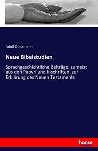 Neue Bibelstudien