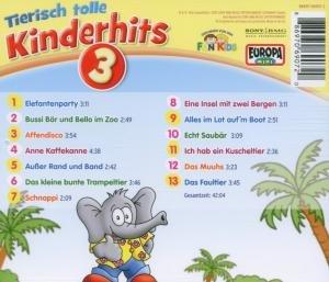 03/Tierisch tolle Kinderhits 3
