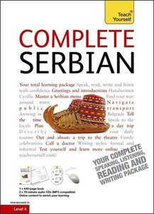 Complete Serbian Book/CD Pack: Teach Yourself