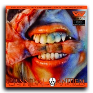 Cannibal Anthem (Ltd.Orange Vinyl/180 Gramm Ink