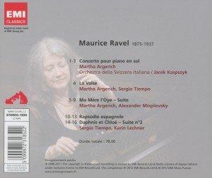 Concerto En Sol/La Valse/+