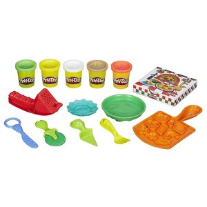 Hasbro B1856EU6 - Play-Doh, Pizza Party, Knete