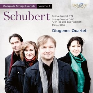String Quartets Vol.4