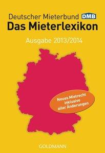 Das Mieterlexikon - Ausgabe 2013/2014
