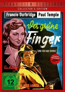 Paul Temple - Der grüne Finger - Collector's Edition