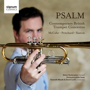 Psalm-Contemporary British Trumpet Concertos