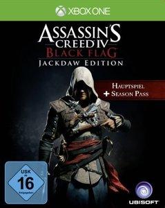 Assassins Creed 4: Black Flag - Jackdaw Edition