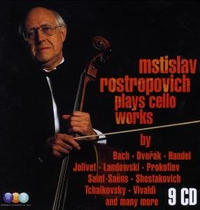 Celebration Set-Cello Works