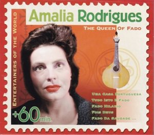 Amalia Rodrigues-The Queen of Fado