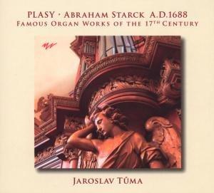 Die Abraham-Starck-Orgel von 1688 in Plasy