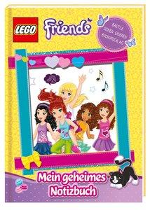LEGO Friends: Mein geheimes Notizbuch
