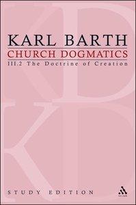 Barth, K: Church Dogmatics Study Edition 15