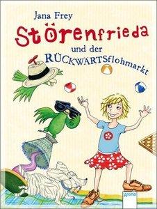 Störenfrieda 02 und der Rückwärtsflohmarkt