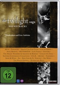 Die Twilight Saga: Soundtracks-Musikvideos (DVD)