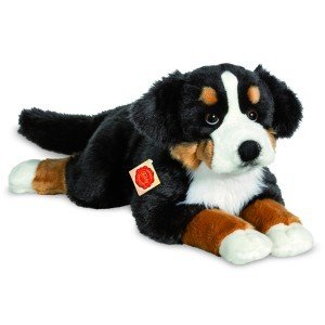 Teddy Hermann 92781 - Berner Sennenhund liegend