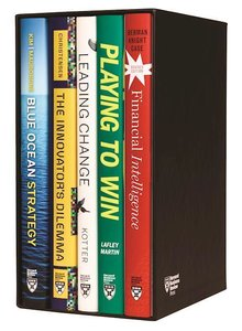 Harvard Business Review Leadership & Strategy Boxed Set (5 Books