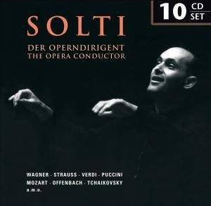 Georg Solti - Der Operndirigent