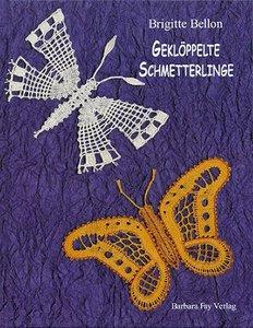 Geklöppelte Schmetterlinge / Bobbin Lace Butterflies