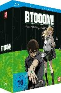 Btooom! - Vol. 1 + Sammelschuber (Limited Edition)