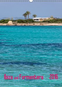 Ibiza und Formentera (Wandkalender 2016 DIN A3 hoch)