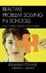Real-Time Problem Solving in Schools