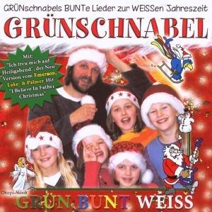Grün-Bunt-Weiss