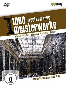 1000 Meisterwerke: Deutsche Malerei nach 1945