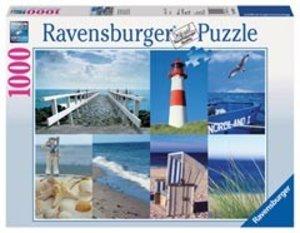Ravensburger 19071 - Maritime Impressionen, Puzzle, 1000 Teile