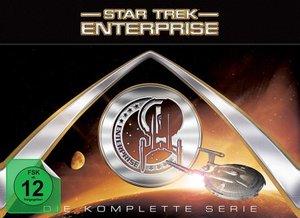 STAR TREK: Enterprise - Complete Boxset