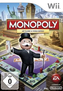 Monopoly - Mit Classic & World Edition (Software Pyramide)