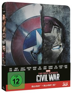 The first Avenger - Civil War 3D