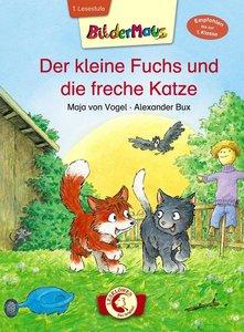 Bildermaus - Der kleine Fuchs und die freche Katze