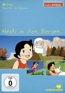 Play-Heidi in den Bergen