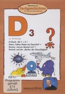 (D3)D-Check,Daten,Donner,Dreieck