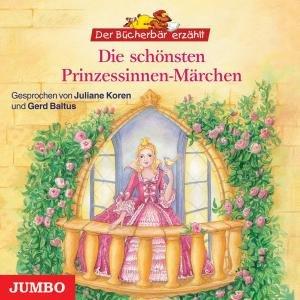 Die Schönsten Prinzessinnen-Märchen (Der Bücherbär